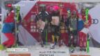 Video «Skicrosser Smith und Fiva auf dem Podest» abspielen