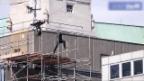 Video «Tom Cruise: Ein Stunt mit bösem Ende» abspielen