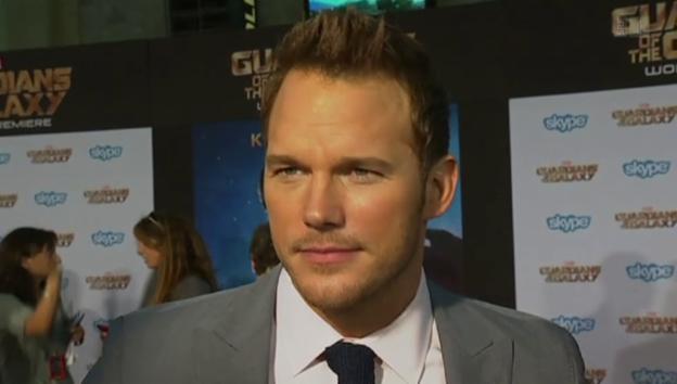 Video «Aufstrebend: Chris Pratt spielt sich in Hollywoods Top-Liga» abspielen