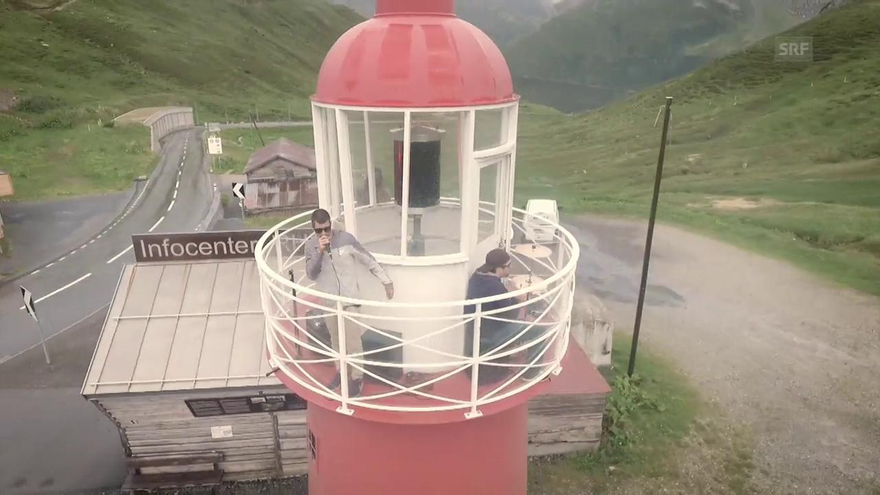 Video-Challenge: Hedgehog und der Leuchtturm in den Bergen