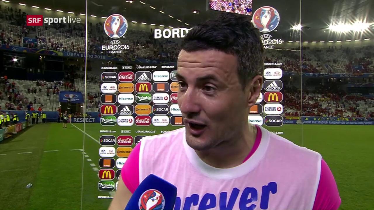 Penaltykiller Subasic: «Srna sagte, warte so lange wie möglich»