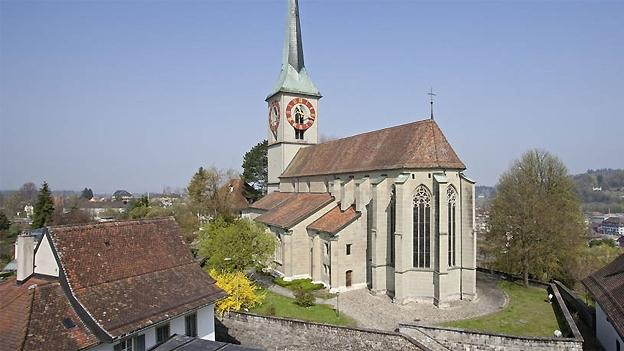 Glockengeläut der Stadtkirche in Burgdorf