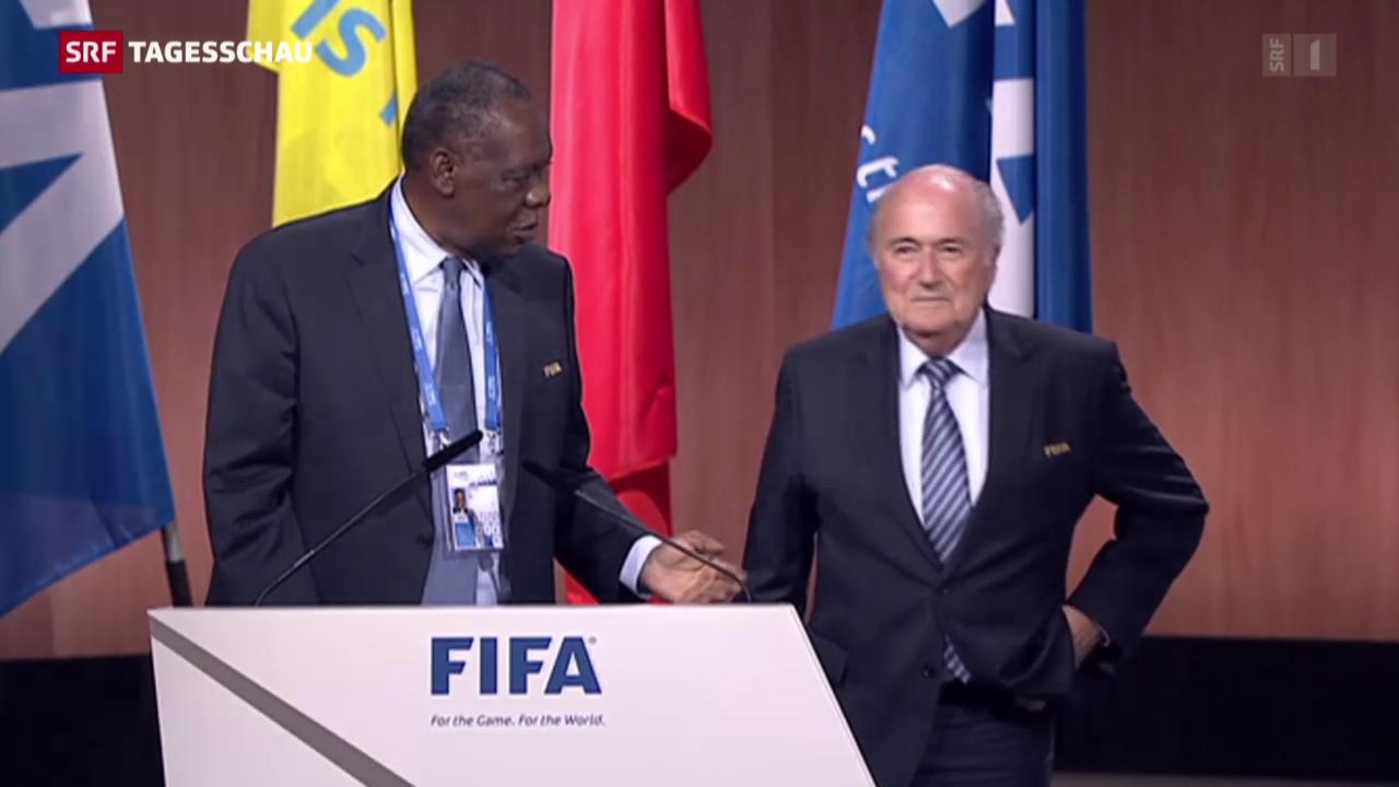 Neue Entwicklung im Fall Fifa