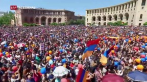 Video «Ende einer «samtenen Revolution»?» abspielen