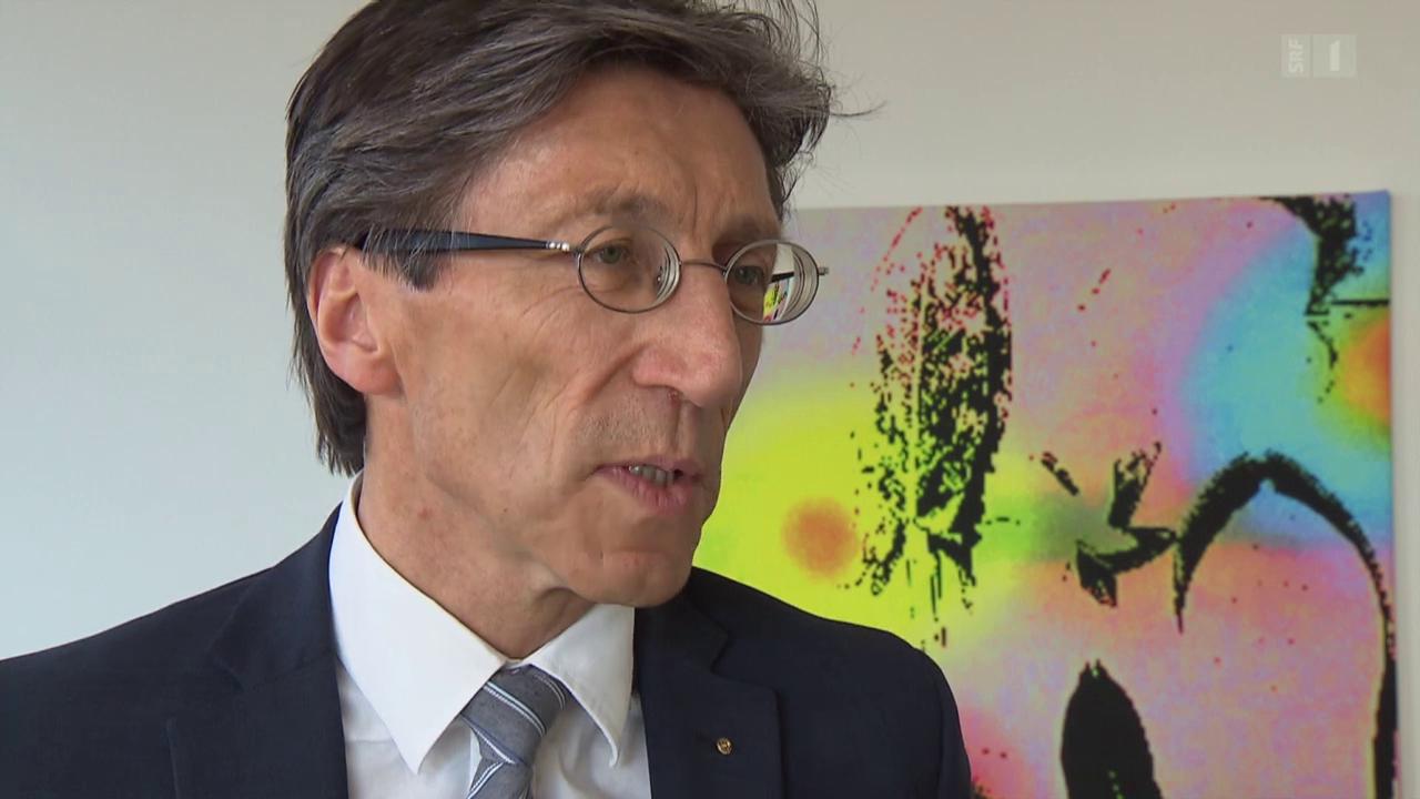 Meyer-Fürst: Thomas Heiniger nimmt Stellung
