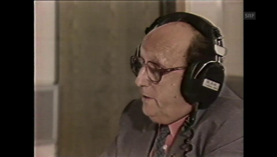 Regierungssprecher Georgi Arbatow