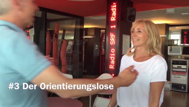 Video «Kennen Sie diese Kuss-Typen? Dani Fohrler und Marietta Tomaschett» abspielen