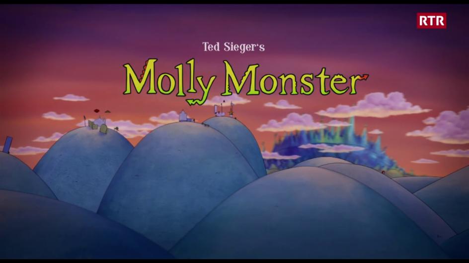 Laschar ir video «Molly Monster - il film»