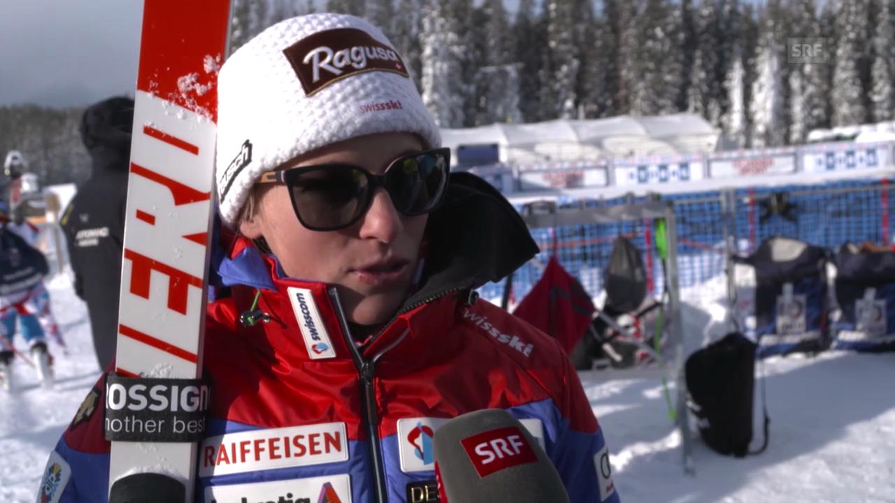 Ski Alpin: Lara Gut im Interview
