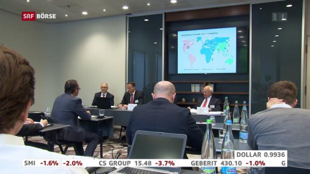 Video «SRF Börse vom 29.05.2018» abspielen