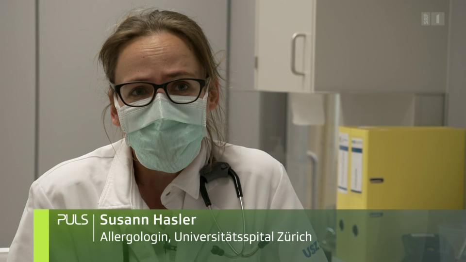 «Mit 40 bis 60 Fällen von Polyethylenglykol-Allergie pro 500'000 Geimpfte muss man schon rechen.»