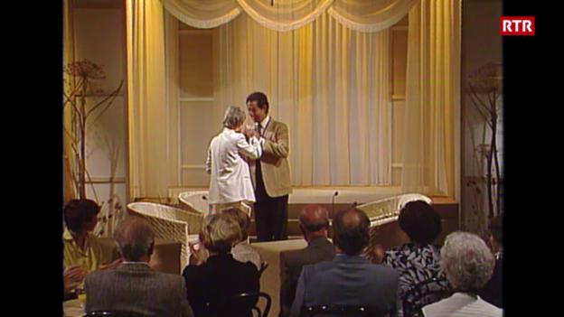 Laschar ir video «Unbekannte - Bekannte - 1981»