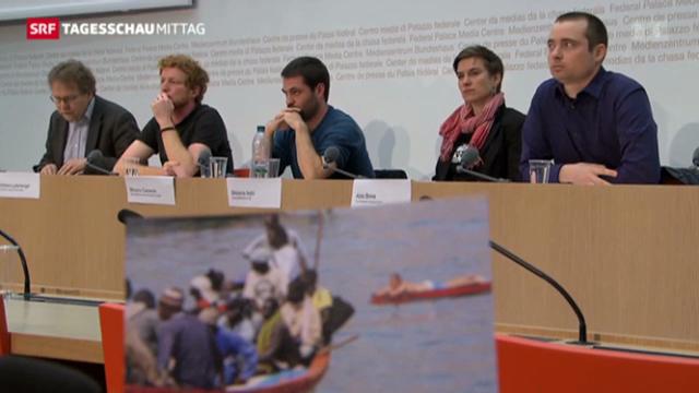 Gegner der Asylgesetzrevision starten Kampagne