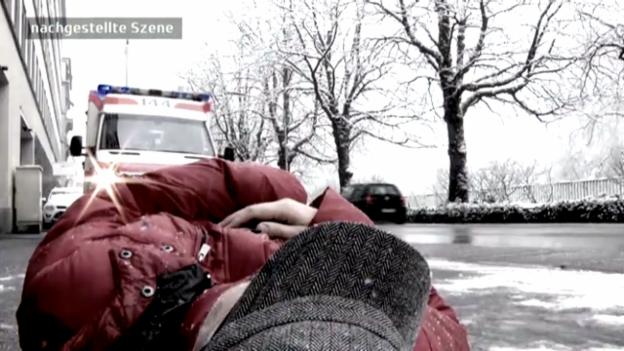 Video «Ein Stempel soll lebensrettende Massnahmen verhindern» abspielen