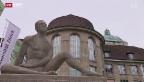 Video «Neuordnung des Medizinhistorischen Instituts» abspielen