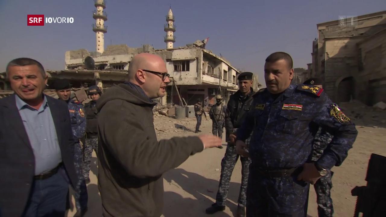 Die Reportage aus Mosul