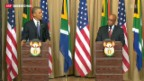 Video «Obama auf Südafrikabesuch» abspielen