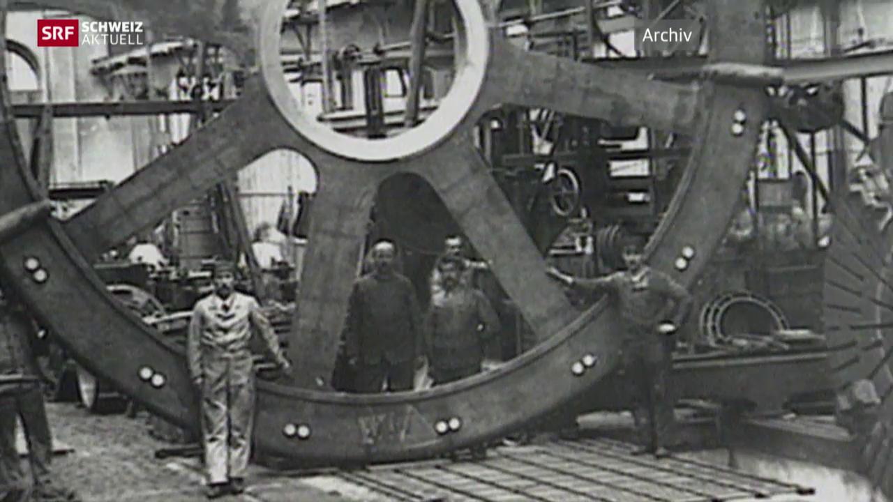Alstom - Die Geschichte
