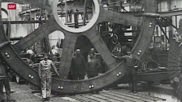 Video «Alstom - Die Geschichte» abspielen