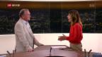 Video «FOKUS: Studiogespräch mit Claude Longchamp, Teil 1» abspielen