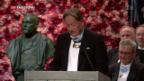 Video «Nobelpreisverleihung ohne Dylan» abspielen