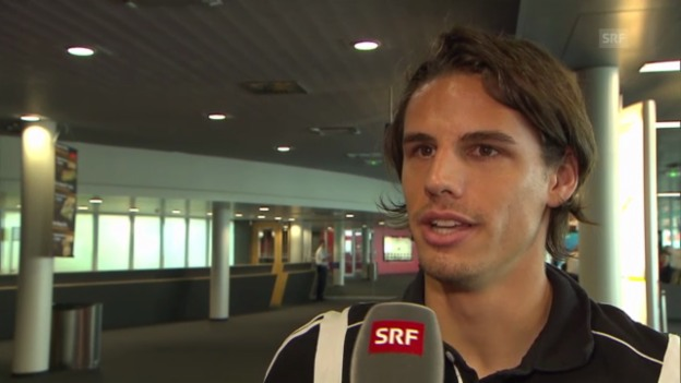 Video «Interview mit Yann Sommer» abspielen