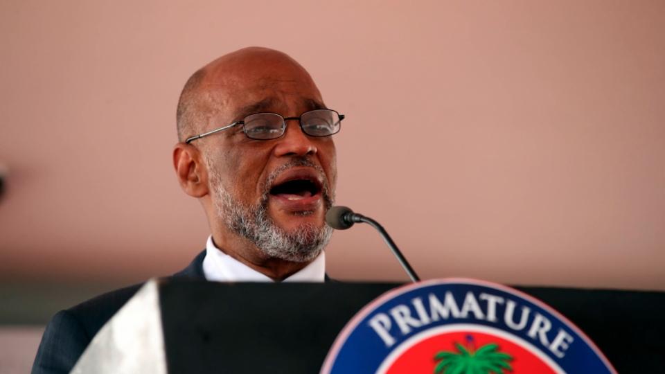 Politischer Machtkampf in Haiti