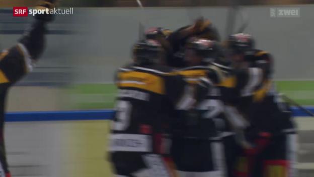 Video «Lugano eliminiert Genf-Servette» abspielen