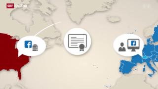 Video «Gerichtshof spricht wegweisendes Facebook-Urteil» abspielen