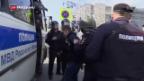 Video «Demonstrationen gegen Putin» abspielen