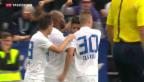 Video «Favoritensiege im Schweizer Cup» abspielen