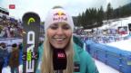 Video «Vonn gewinnt die Abfahrt von Garmisch» abspielen