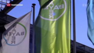Video «Bayer legt Milliarden-Angebot für Monsanto vor» abspielen