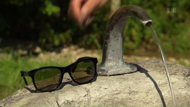 Video «Farbfehlsichtgkeit: Hilft die neue Wunderbrille?» abspielen