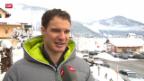 Video «Cologna ist Schweizer des Jahres» abspielen