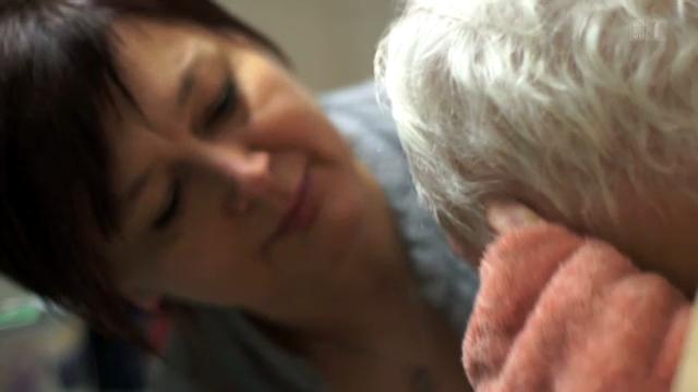 Hilfe aus dem Osten - Pflegemigrantinnen in der Schweiz