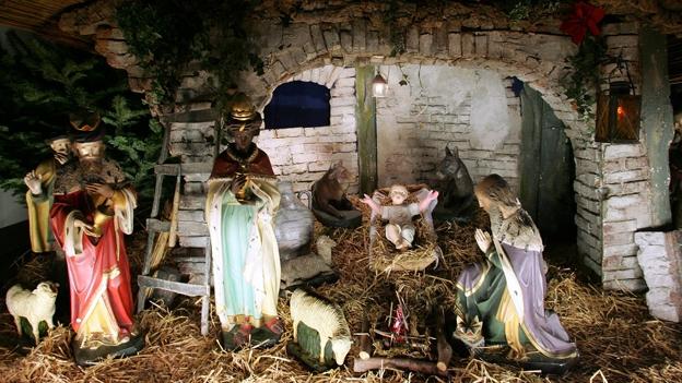 Die Weihnachtsgeschichte nach Lukas zum Hören