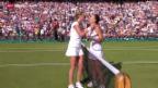 Video «Wimbledon: Frauenturnier» abspielen