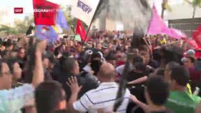 Video «Hohe Sicherheitsmassnahmen in Rio » abspielen