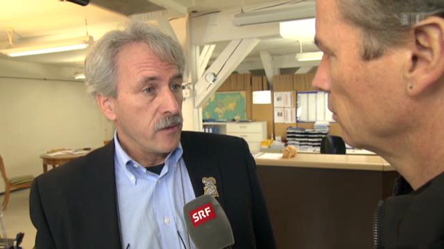 Interview mit Jörg Löpfe, Veterinär Auditor
