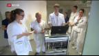Video «Sprachtest für Ärzte gefordert» abspielen