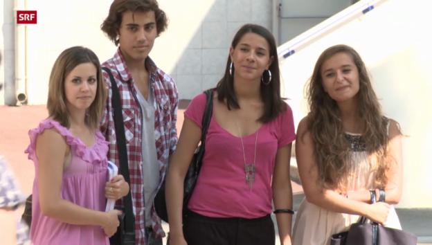 Video «Rendez-vous à Nice: La rentrée (1/20)» abspielen