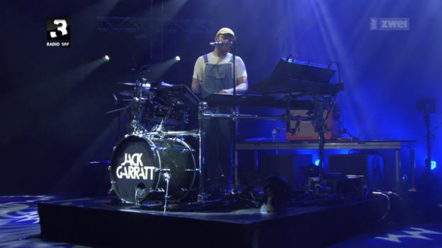 Video «Jack Garratt - Highlights Gurtenfestival 2017» abspielen