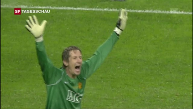 2008: Manchester United - Chelsea