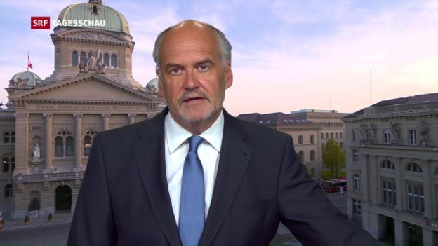 Video ««Offener Streit im Bundesrat»» abspielen
