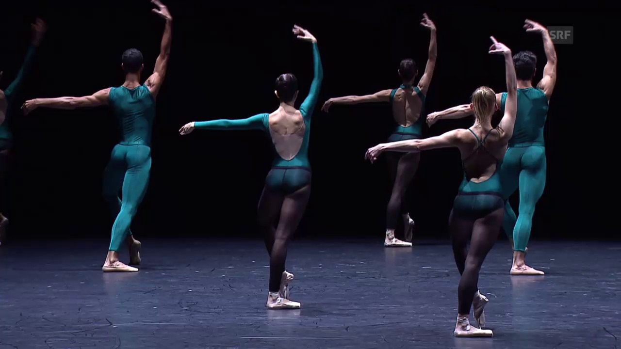 William Forsythe: «In the Middle, Somewhat Elevated»