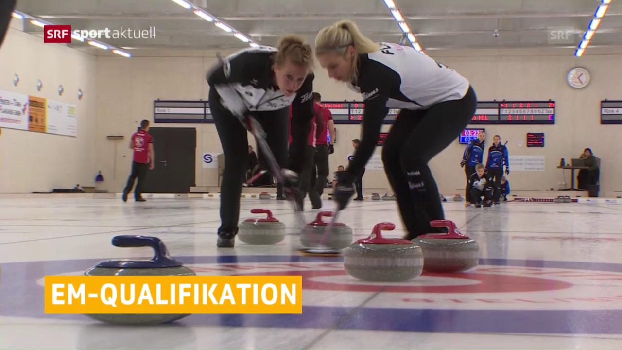 Flims und Genf an die Curling-EM