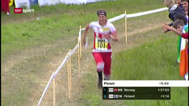 OL: Frauen-Staffel holt Bronze («sportaktuell»)