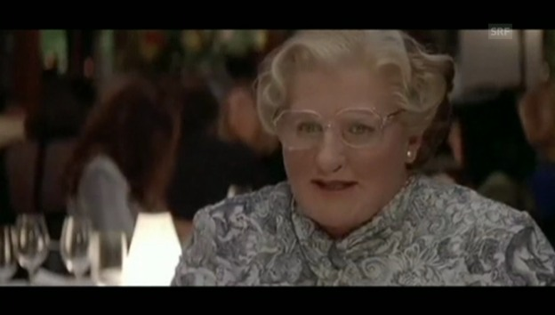 Video «Mrs. Doubtfire (1993)» abspielen