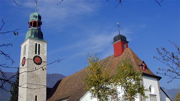 Glockengeläut der Wallfahrtskirche Mariä Himmelfahrt, Oberdorf